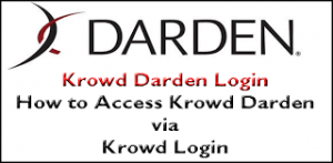 Krowd.Darden.com - How to access Krowd Darden Employee Login Portal