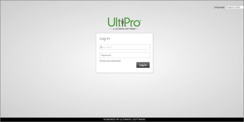 bbi ultipro employee login
