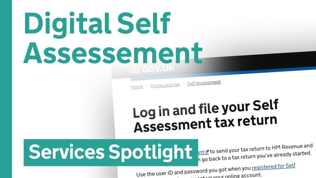 HMRC Self-Assessment Login: HMRC Service-Login or Register