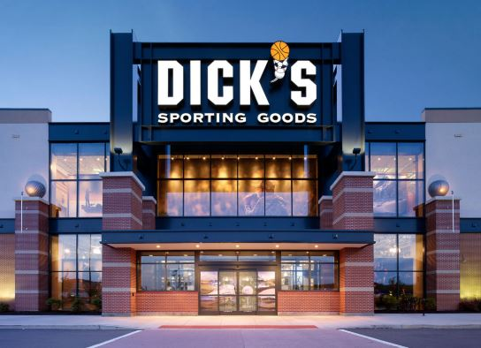 DicksSportingGoods.com/Feedback-Dicks Sporting Goods