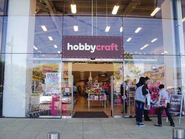 HobbyCraft Survey and $ 100 Hobby Craft Gift Card