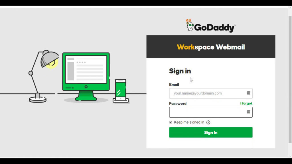 GoDaddy Webmail Login Guide