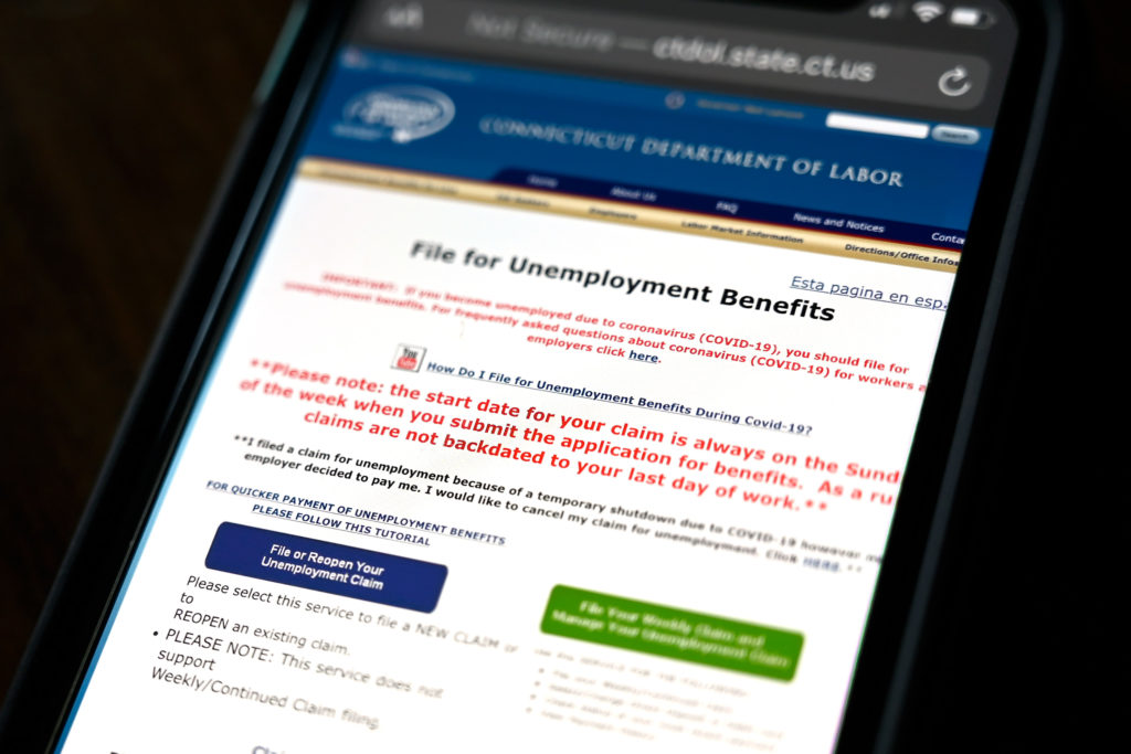 CT Unemployment Login-Connecticut Unemployment Benefits