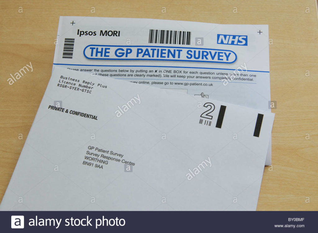 GP Patient Survey-www.gp-patient.co.uk/survey Login