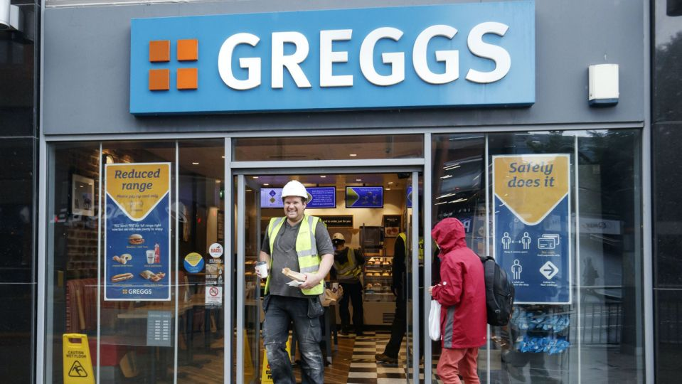 Your G People- Greggs Employee Login