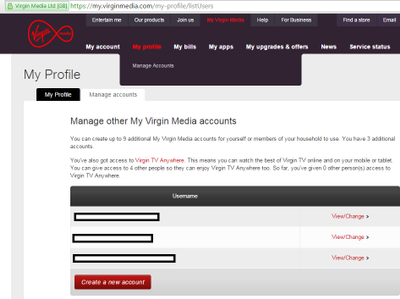 How to log in to Virgin Media email?