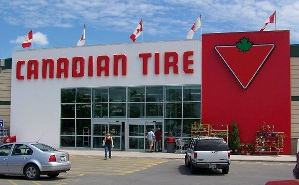 www.TellCdnTire.com-The official Canadian tire survey that won a $1,000 gift card!