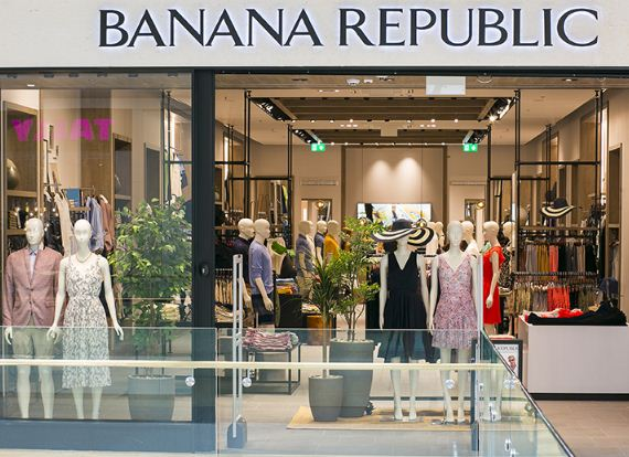 Banana Republic Factory Survey