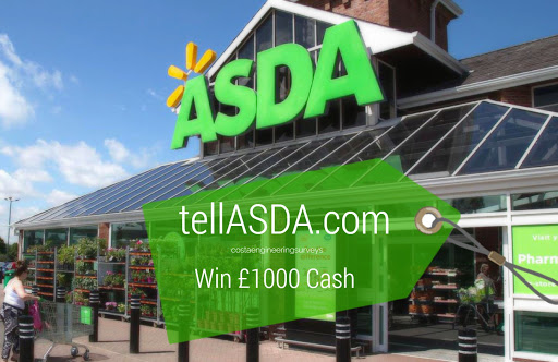 ASDA Customer Service Survey On www.Tellasda.Com